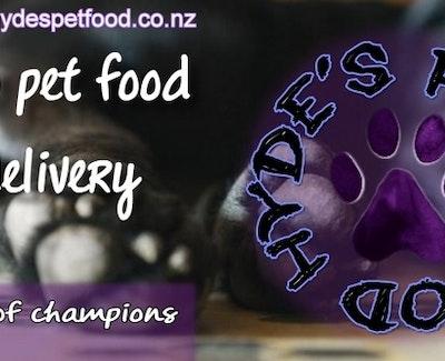 Hydes Pet Food