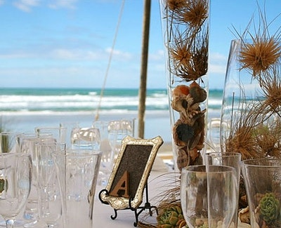 On the Beach - Wedding Venue