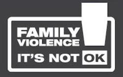 Family Violence - It's not OK