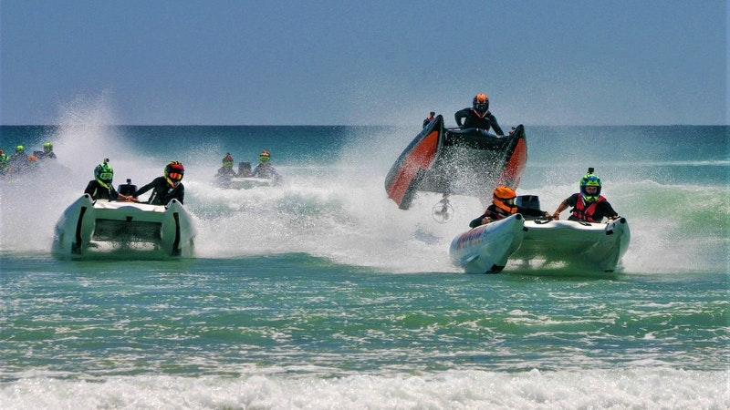 Thundercat Racing - Waihi Surf Cross
