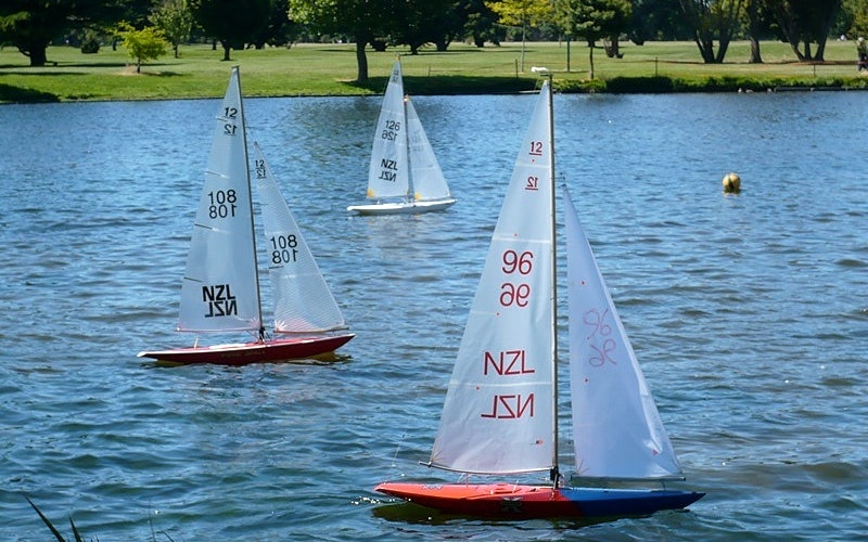 Waihi Radio Controlled Boating Group