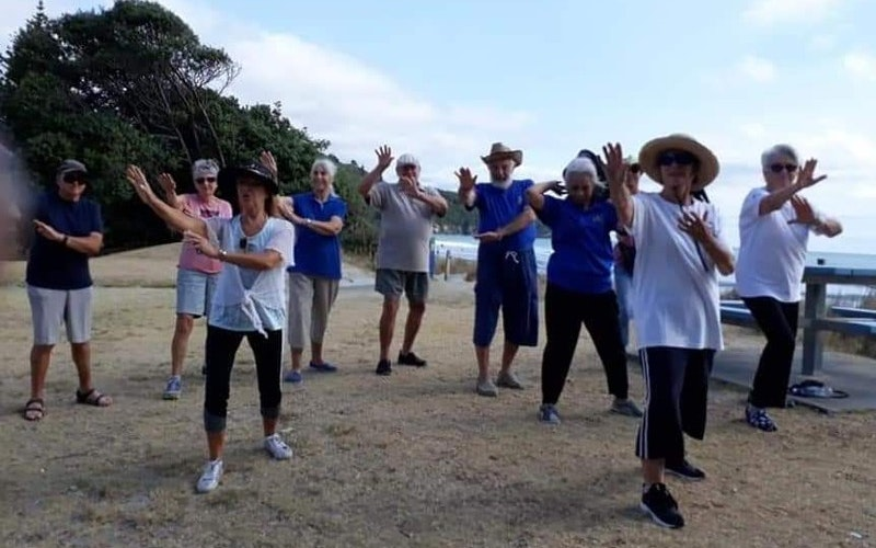 Tai Chi Community Classes Waihi
