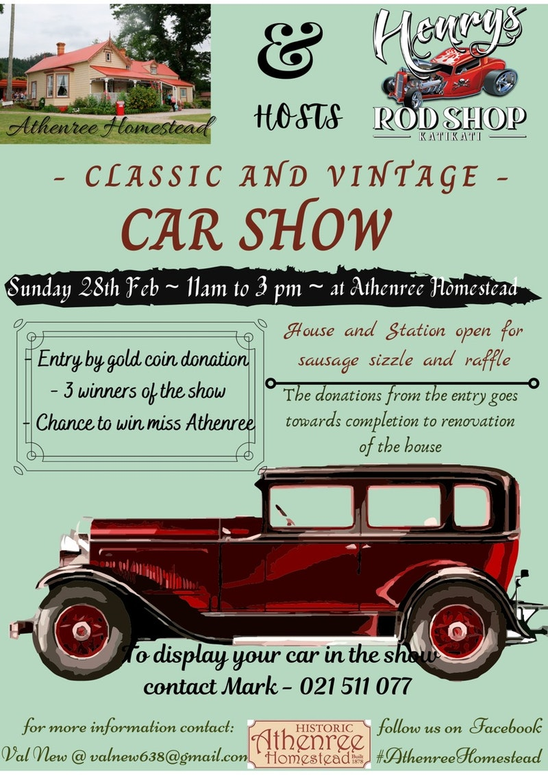 Classic and Vintage Car show