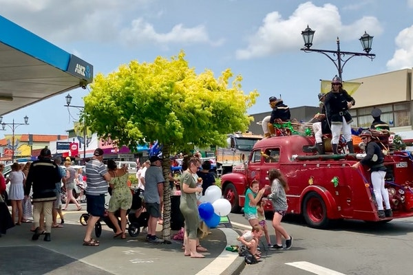 GO Waihi Christmas Parade 2019 Winners