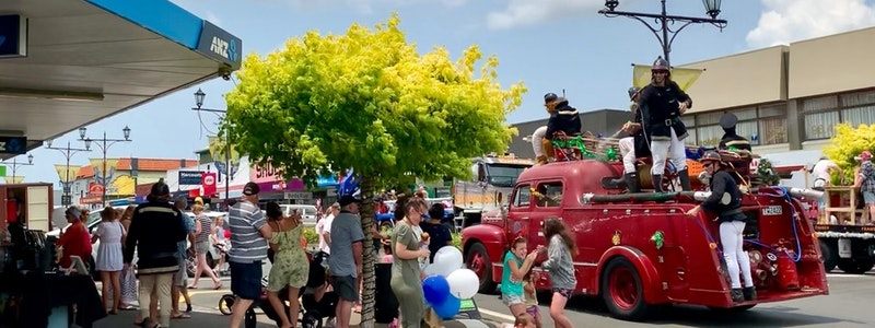 GO Waihi Christmas Parade 2019 Winners
