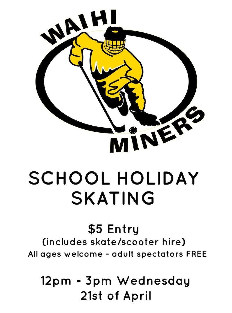 School Holiday Skating