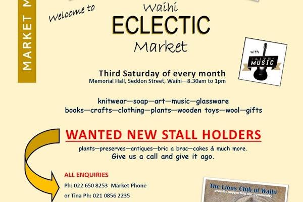 Waihi Electic Market