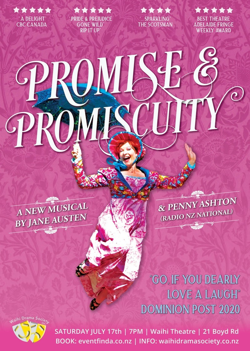 Waihi Drama Society presents Promise & Promiscuity