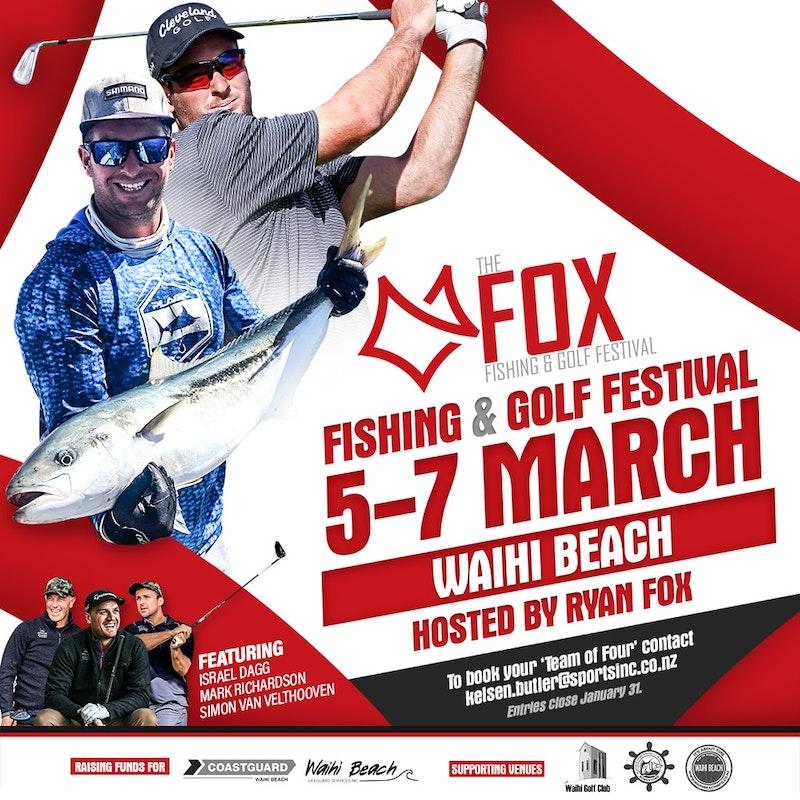 The Fox Fishing & Golf Festival