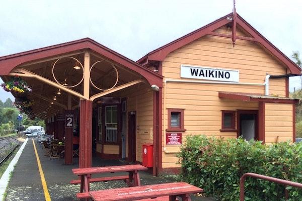 Take a ride on Goldfields Railway